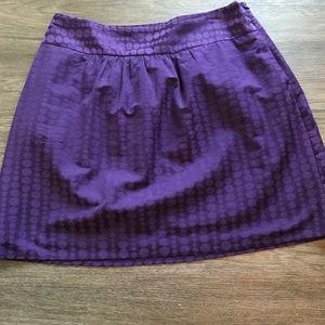 Purple Limited Skirt